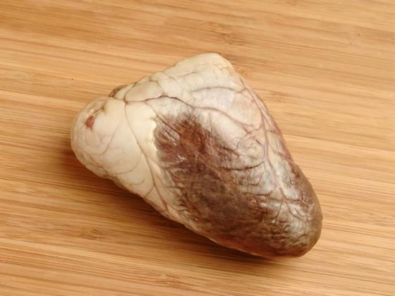 Picture of Lamb Heart - 6.5 oz.