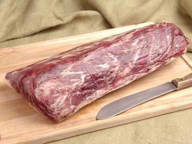 Picture of Whole Primal Beef Striploin - 7.25 lbs.