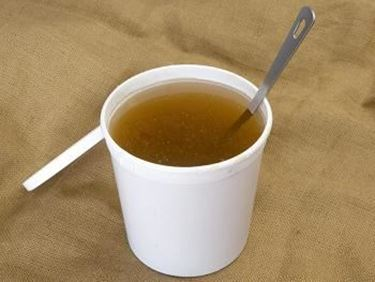 Picture of Beef Marrow Bone Broth - Large 5 lb Pail