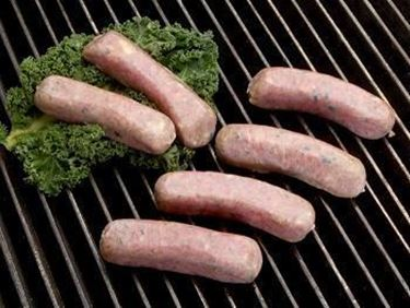 Picture of Turkey Provolone Sausage Links - (5-6 links) 1 lb pkg