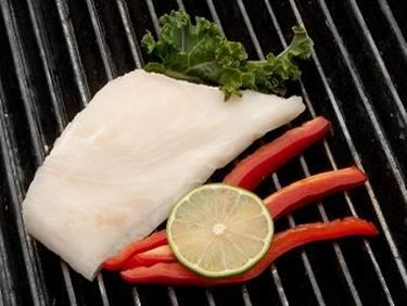 Picture of Wild Alaskan Halibut - Boneless/Skinless 6 oz Filet