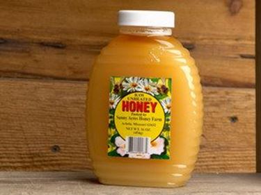Picture of Sunny Acres Raw Honey