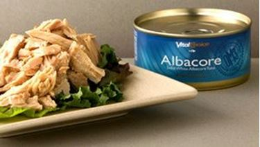 Picture of Albacore Tuna - No salt or oil added - 6 oz.