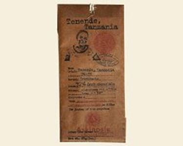 Picture of 72% Tanzania Dark Chocolate Bar
