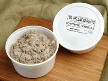 Picture of Salt Free Beef Pemmican Pail - 2 lbs.