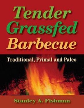 Picture of Tender Grassfed Barbecue recipe book - mailed separately via USPS