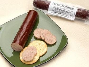Picture of Beef Salami - 8 oz