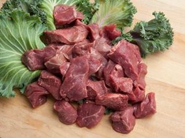 Picture of Stew Beef - 1 lb.