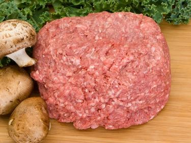 Picture of Ground Bison - 1 Pound Package