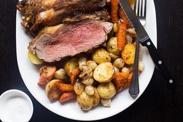 Picture of Beef Loin Roast - 2 lbs.