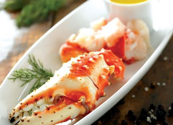 Picture of Alaskan Red King Crab Claws - 22 oz.