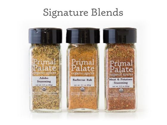 Picture of Primal Palate Signature Seasoning ~ Organic Spice Pack
