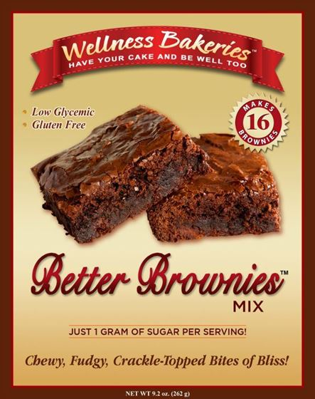Picture of Wellness Bakeries Better Brownies Mix