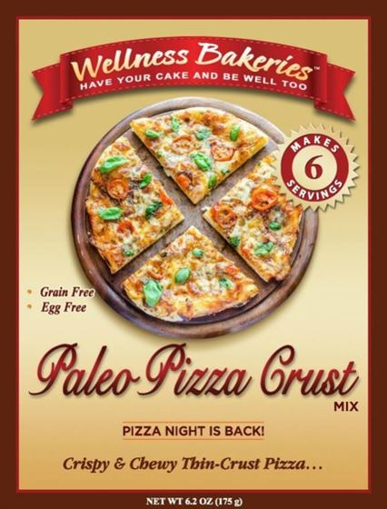 Picture of Wellness Bakeries Paleo Pizza Crust Mix