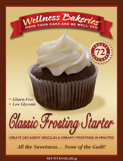 Picture of Wellness Bakeries Classic Frosting Starter