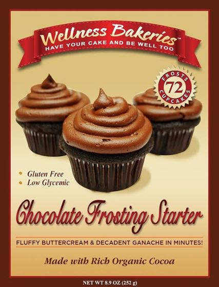 Picture of Wellness Bakeries Chocolate Frosting Starter