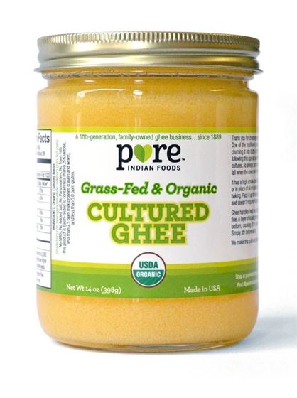 Picture of Pure Indian Foods Cultured Ghee