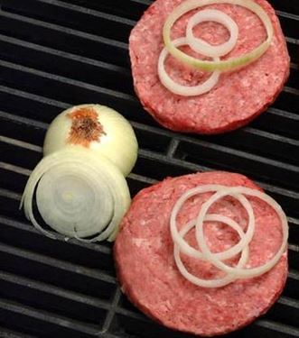 Picture of Beef, Patties - 2 (6oz) 55% lean for Ketogenic Diet